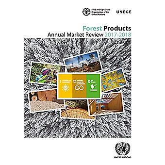 Forest products annual market review 2017-2018 by United Nations - Eco