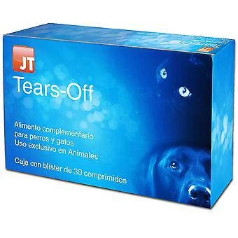 JTPharma Tears Off 30 comprimidos (Dogs , Supplements)