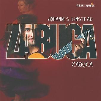 Johannes Linstead - Zabuca [CD] USA import