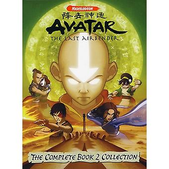 Avatar-the Last Airbender: Complete Book 2 [DVD] USA import