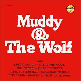 Waters/Howlin' Wolf - Muddy & the Wolf [CD] USA import