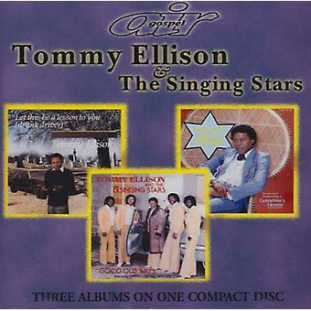 トミー エリソン - 近い/良い古い方法/聞かせてこの [CD] USA 輸入