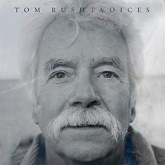 Tom Rush - Voices [CD] USA import