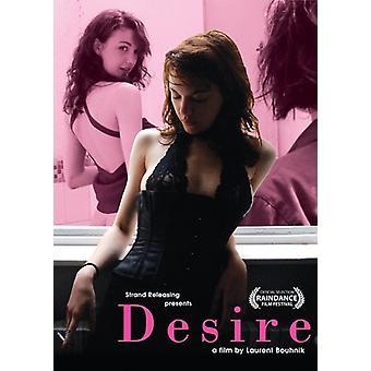 Desire [DVD] USA import