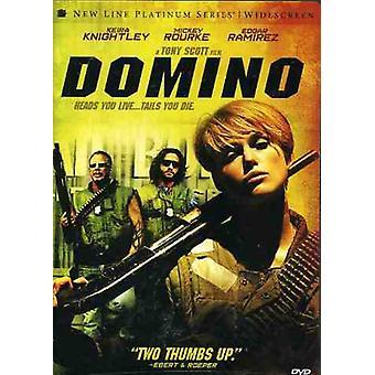 Domino [DVD] USA import