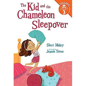 The Kid and the Chameleon Sleepover (The Kid and the Chameleon - Time