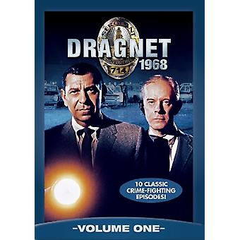 Dragnet: Vol. 1 [DVD] USA importar