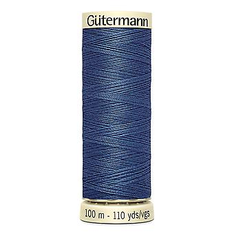 Gutermann Sew-all 100% Polyester Thread 100m Hand and Machine Colour Code  - 435