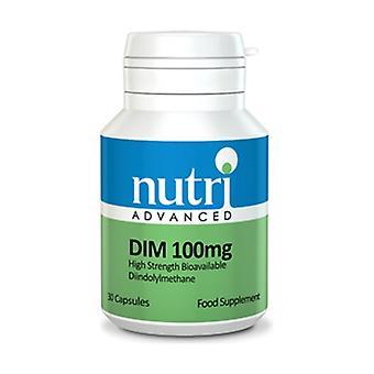 D.I.M. 100mg 30 capsules