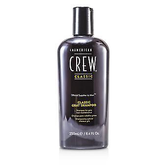 Mænd klassiske grå shampoo (optimal vedligeholdelse for grå hår) 117604 250ml/8.45oz