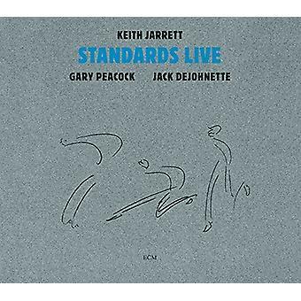 Keith Jarrett - Standards Live [CD] USA import