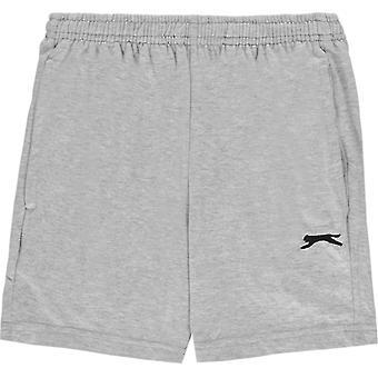 Slazenger Jersey Shorts Junior Boys