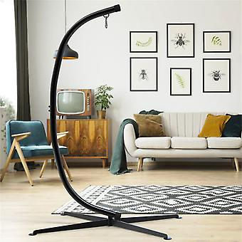 Durable C-stand For Hanging Hammock Swing Chairs
