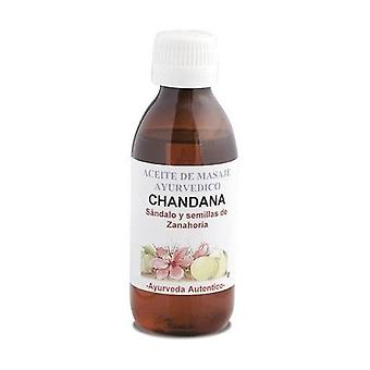 Chandana, Sandalwood and Carrot Oil 200 ml