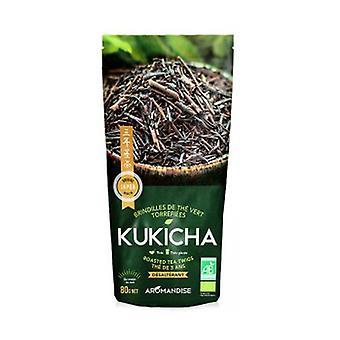 Bio Kukicha geröstete Grüntee Zweige None