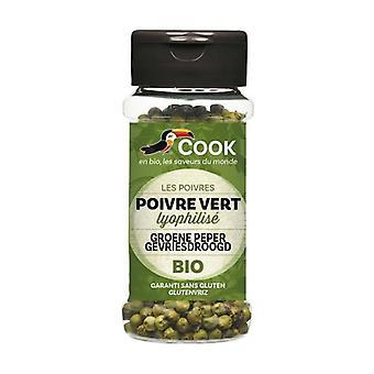 freeze-dried green pepper 15 g