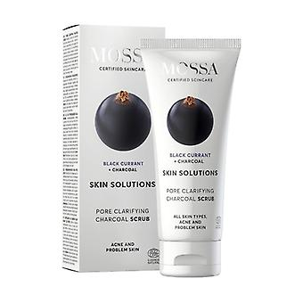 Skin Solutions Purifying Charcoal Scrub 60 ml