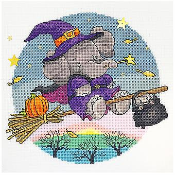 Bothy Threads Cross Stitch Kit - Hallow Elly