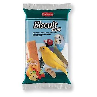 Padovan Aliment Biscuit Fruit 5 Pcs (Oiseaux , Compléments et suppléments)