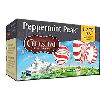 Celestial Seasonings Tea Peppermint Peak