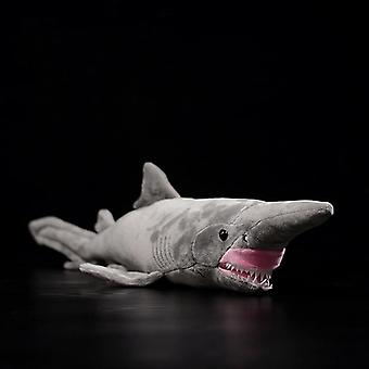 Simulation Goblin Shark Doll - Sea Animal Soft Real Life Peluche Jouet