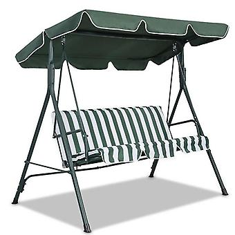 Waterproof Cover Canopy Replacement For Garden Courtyard Outdoor Swing Chair