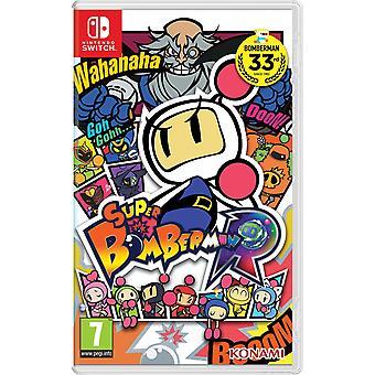 Super Bomberman R Nintendo Switch Spiel