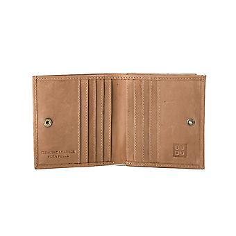 3407 DuDu Men's Geldbörsen aus Leder