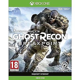 Ghost Recon Breakpoint Xbox One -peli [ranskankielinen versio]