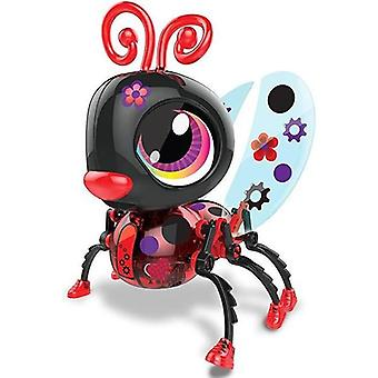 Build a Bug Robot Ladybug 25 Pieces Kids Toy