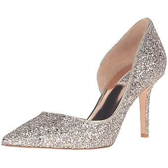 BADGLEY MISCHKA Womens Daisy wies Toe D-Orsay Pumps