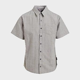 New Sherpa Men's Arjun Short Sleeved T-Shirt Grey