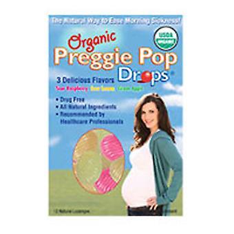 Three Lollies Preggie Pop Drops, 12 CT