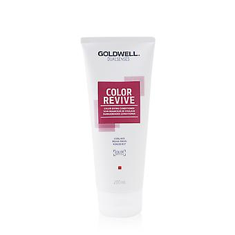 Dual senses color revive color giving conditioner # cool red 253462 200ml/6.7oz