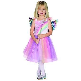 Rainbow Fairy Fee Engel Elfe Anime Magic
