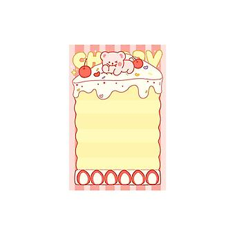 Sweetheart Limited Series Memo Pad Message Notes For Decorative Notepad Paper Memo Stationery Office
