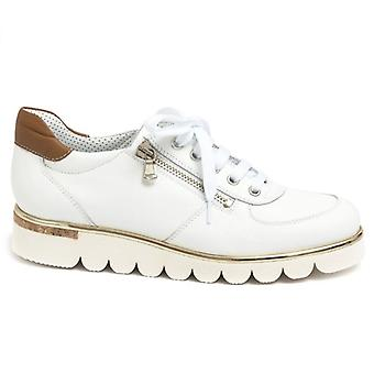 Philosophy Women's Shoe In Soft White Leather