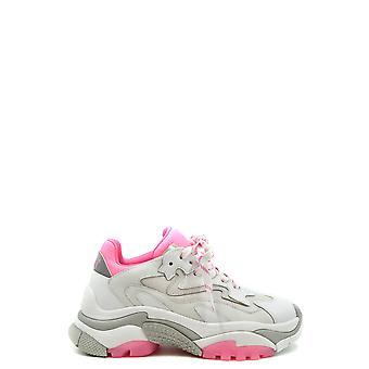 Ash Ezbc125011 Kvinnor's Multicolor Läder Sneakers