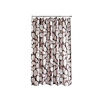 Home Label Shower Curtain Pebbles 96178
