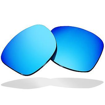 Polarizované náhradné šošovky pre elektrické slnečné okuliare KNOXVILLE Anti-Scratch Blue