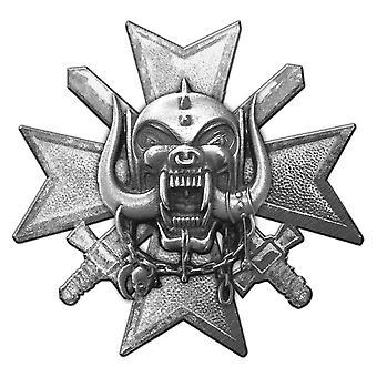 Motorhead Pin Insigna Bad Magic Band Logo nou Oficial Metal Rever