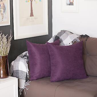 Couverture décorative d'oreiller