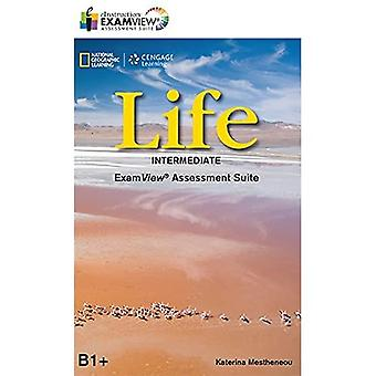 Life - First Edition B1.2/B2.1: Intermediate - ExamView CD-ROM