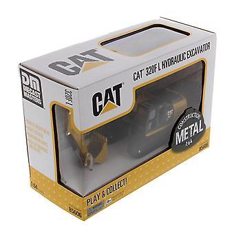 CAT 1:64 Diecast 320F L Hydraulic Excavator Toy