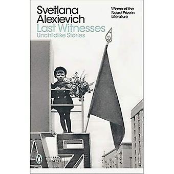 Last Witnesses: Unchildlike Stories (Penguin Modern Classics)