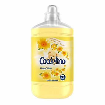 Coccolino Happy Yellow P'yn Do P'ukania Tkanin 1,8l