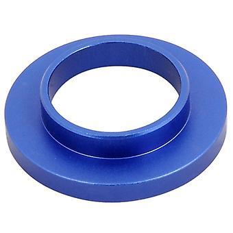 37mm Aluminum Alloy UV Lens Filter Ring Adapter for GoPro HERO 4 / 3+ / 3, ST-122(Blue)