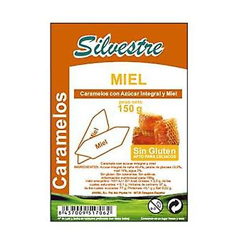 Gluten Free Candies with Whole Sugar and Honey 150 g