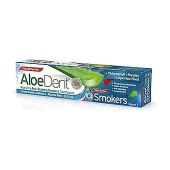 Aloedent Toothpaste triple action smokers 100 ml