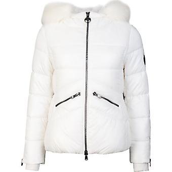 Barbour Internacional Disport chaqueta con capucha de piel sintética